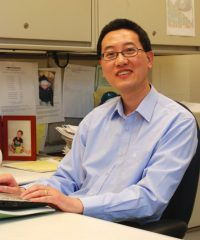 Photo of Jianzhi Zhang