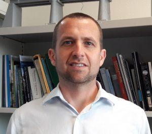 Portrait of Jeremy Bricker