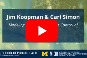 Jim Koopman and Carl Simon