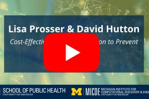 Lisa Prosser and David Hutton